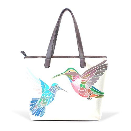Bennigiry Bags Tote Top Large Ladies Handle Women Patern Handbag Shoulder Humming Beautiful qSqUZw6