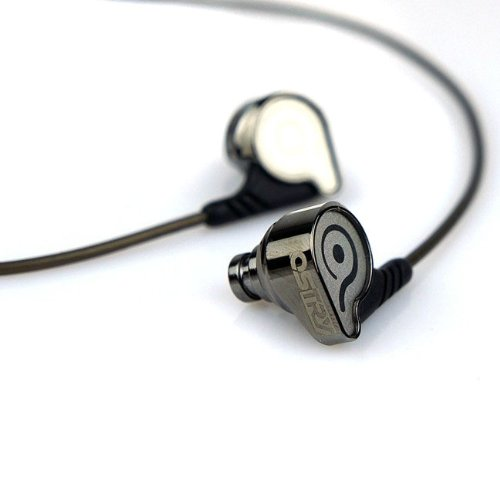 OSTRY KC06 High Fidelity Stereo Inner-Ear Earphones silver by Ostory