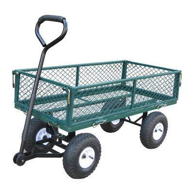 Bond Garden Cart Green/Black 7576