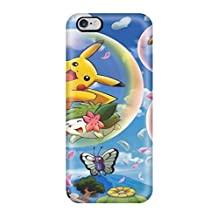 Hot Style SzKyHbx2605vkOfL Protective Case Cover For Iphone6 Plus(pokemon)