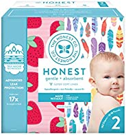 The Honest Company Super Club Box Diapers with TrueAbsorb Technology