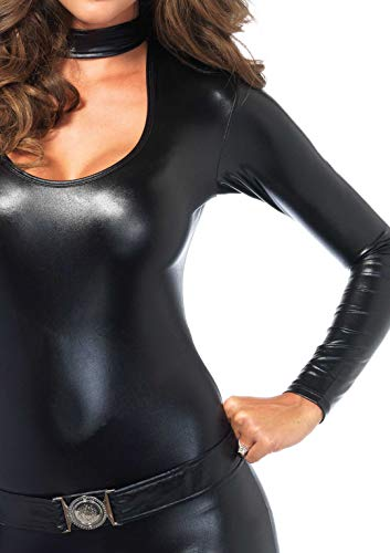 Halloween Catsuit Costume for Women