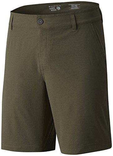 Mountain Hardwear Right Bank Short   Mens Peatmoss 34