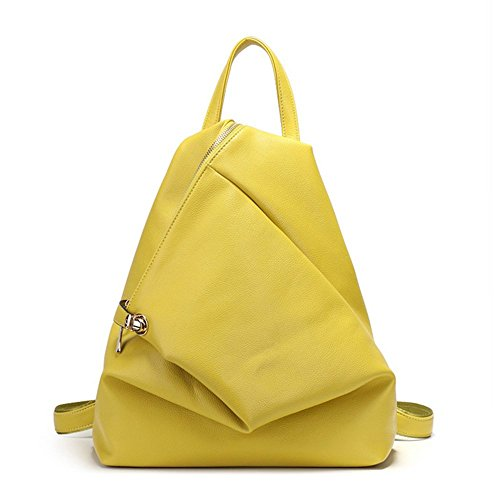Eysee - Bolso de Mochila Mujer amarillo