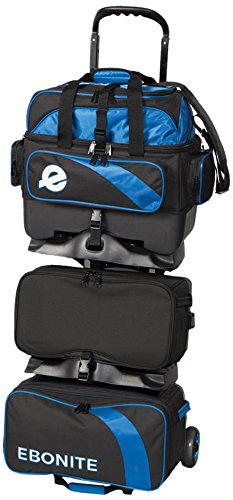 6 Ball Roller Bowling Bag - 7