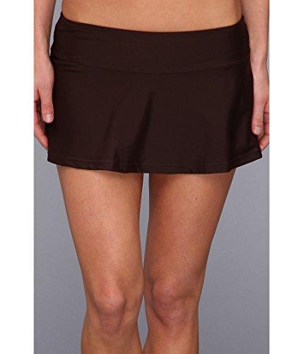 prAna Sakti Swim Skirt - Women's Espresso, XS