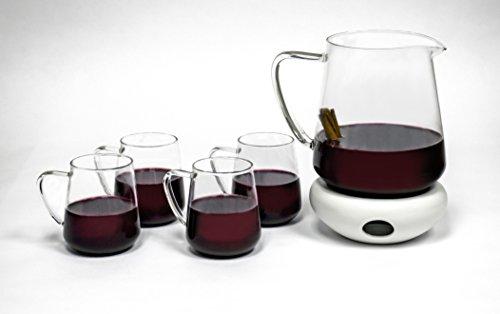 Viva Scandinavia Mulled Wine Set, Clear