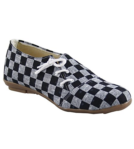 3b55a5f99 Cute Fashion Blue Casual Ballerinas  Buy Online at Low Prices in India -  Amazon.in