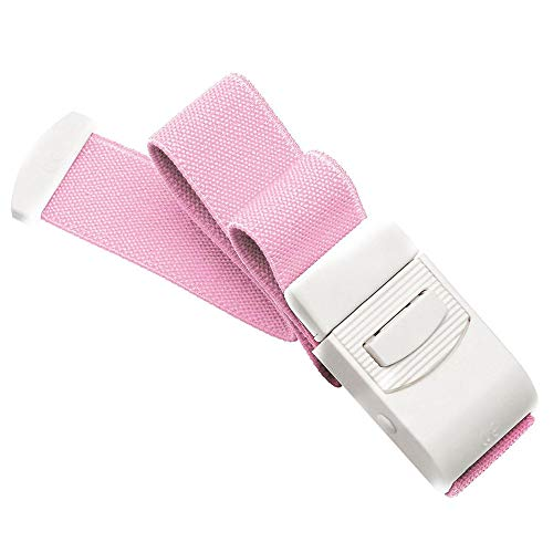 Tpingfe Emergency Tourniquet Buckle, Quick Slow Release Medical Paramedic Outdoor (Pink) - Basketweave Wine Holder