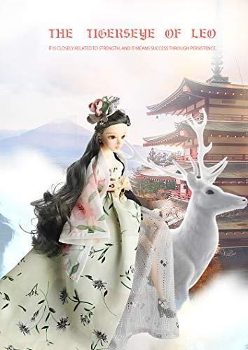 (Fortune Days Original Design Dolls, Tarot Series 14 Ball Joints Doll, Best Gift for Girls(The Strength))