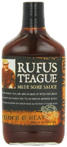 Rufus Teague Sauce Touch O' Heat by Rufus Teague