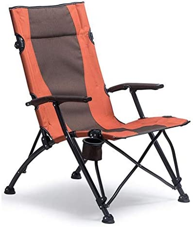 Camping Folding Chair Festival Hiking Fishing Garden Indoor Outdoor Seat 150KG