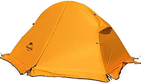 Naturehike Ultralight 1 Person Tent Waterproof Backpacking Tent for Camping Cycling Hiking …
