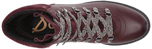 Darrah Boot Edelman Ankle Malbec Women's Sam n01FaqwU1