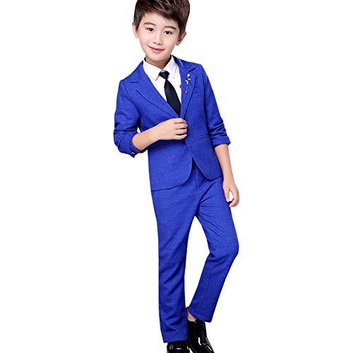 d0d8438af7a96 S T スーツセット 男の子 子供 入学式 卒業式 発表会 結婚式 入園式 ...