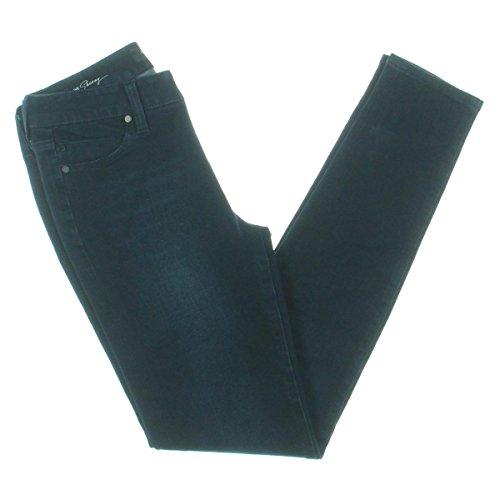 Liverpool Women's Abby Skinny 5 Pocket Denim Jean, Cleveland Dark, 2