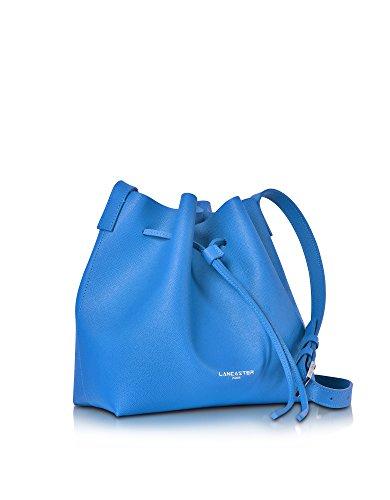 42310BLEU Bolso Paris Lancaster Azul Mujer Cuero Hombro De FTAHqywc