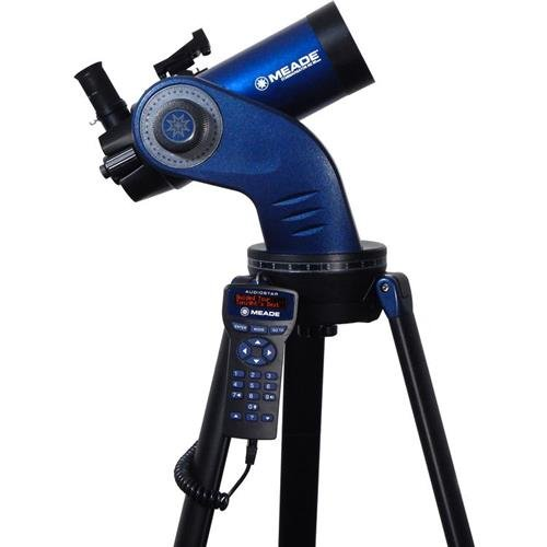 Meade Instruments 218005 StarNavigator NG 90 Maksutov-Cassegrain Telescope, Black