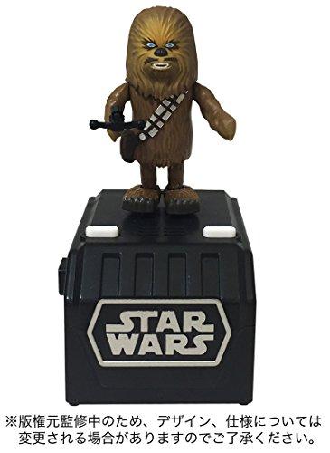Tomy Takara - Figurine Star Wars - Chewbacca Space Opéra 9cm - 4904790526794