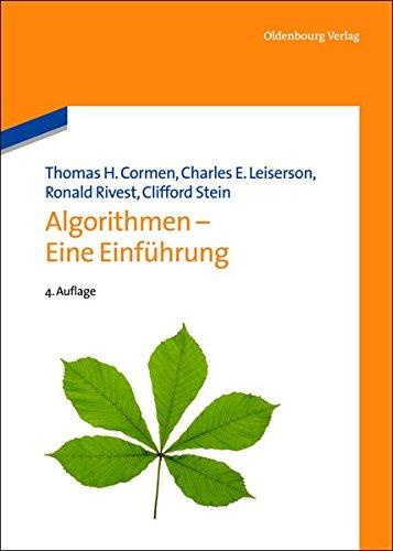Algorithmen - Eine Einfuhrung (German Edition)