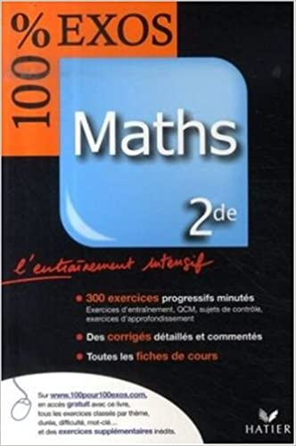 Maths 2nd pdf epub