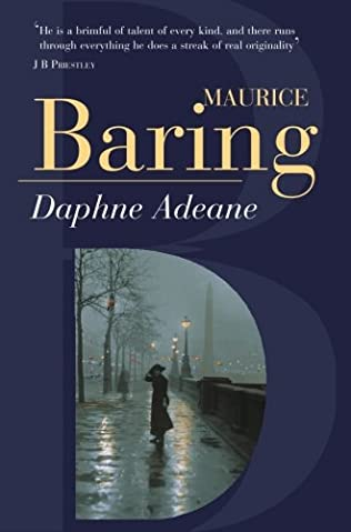 book cover of Daphne Adeane