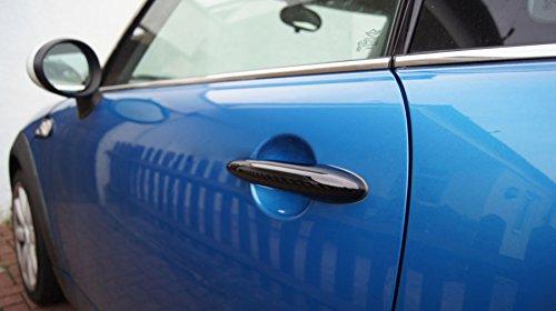 Amazon.com: LVBAO - 2 tapas para manilla de puerta, diseño ...