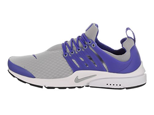 NIKE Men's Air Presto Essential Wolf Grey/Wolf Grey Running Shoe 13 Men US