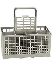 1pcs Universal Dishwasher Cutlery Basket Storage Box Kitchen Aid Spare Part Dishwasher Storage Box - Grey 240 * 140 * 120
