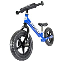 Strider No Pedal Balance Bike - Blue