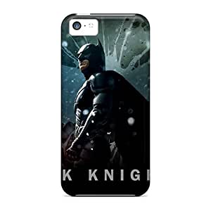 New Shockproof Protection Case Cover For Iphone 5c/ The Dark Knight Rises Official Case Cover
