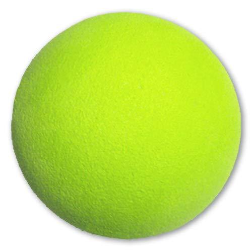 Tenna Tops Plain Lime Green Car Antenna Topper/Car Mirror Dangler/Foam Craft Ball (1.75