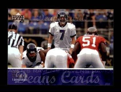 2 Chris Redman Baltimore Ravens (Football Card) Dean's Cards 8 - NM/MT Ravens ()