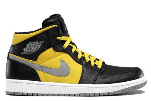 Nike AIR JORDAN 1 PHAT Baskets Homme 364770-050-44.5 - 10.5 Jaune:  Amazon.co.uk: Shoes & Bags