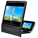 Electronics : Oguine 3D Enlarge Mobile Phone Screen Magnifier Stand for Mobile Phones Enlarger Stands