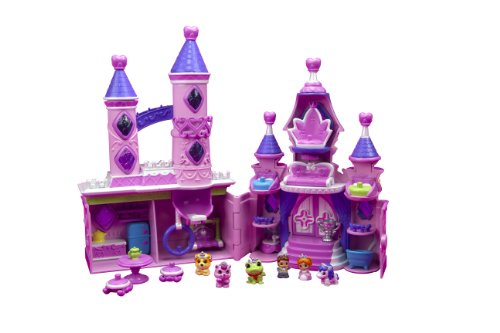 Squinkies Deluxe Castle Surprise Playset product image