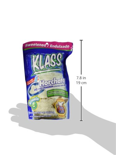 Klass Horchata, Rice and Cinnamon Drink Mix, 14.1 Oz, (Pack of 3): Amazon.es: Alimentación y bebidas