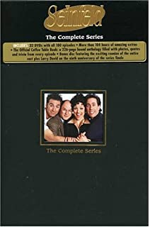 Seinfeld The coffee table book and bonus disc of the seinfeld