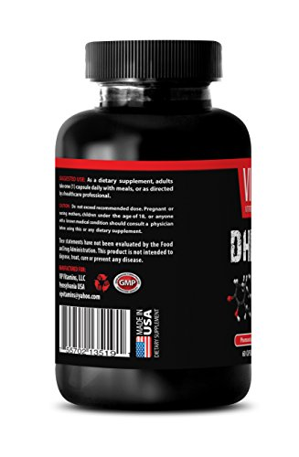 Weight loss - DHEA 50 mg - Weight management - 6 Bottles 360 Capsules by VIP VITAMINS (Image #2)