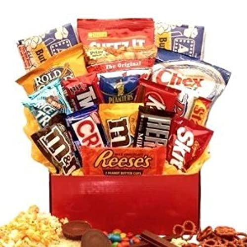 College student gift ideas amazon candy care package great easter gift idea for college kids negle Images