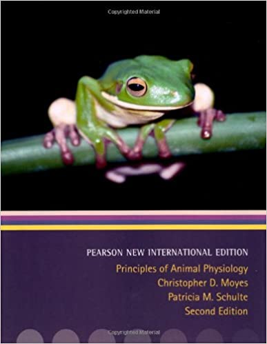Book Principles of Animal Physiology