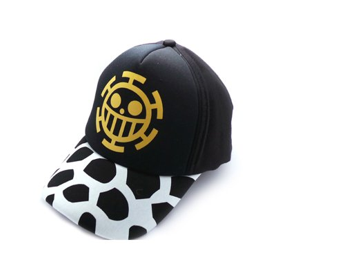 Anime One Piece Baseball Cap Hat Men's and Women's Peaked Cap Luo