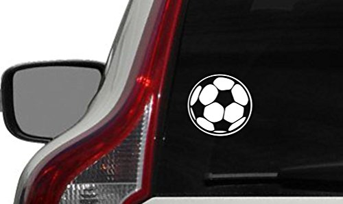 soccer window decals - 7