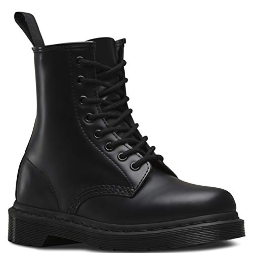 Dr. Martens Unisex 1460 8-Tie Lace-Up Boot,Black Smooth,UK 5 ( 7) M US]()