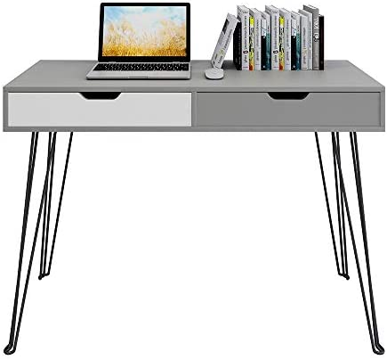 GHQME Multifunctional Computer Desk 43″