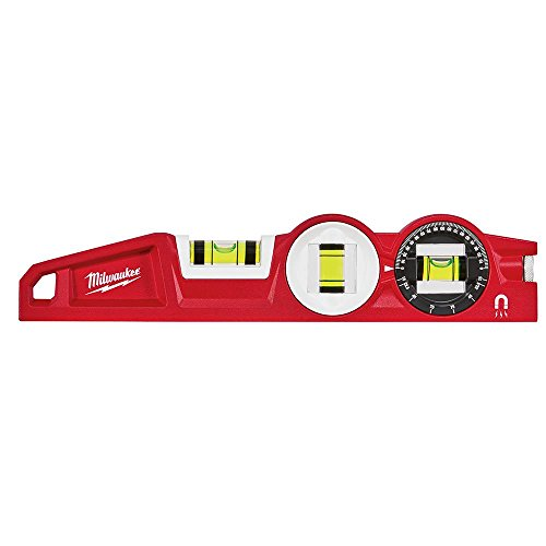 Milwaukee Electric Tool 48-22-5210 Electric Magnetic Torpedo Level