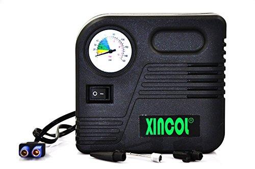 [해외]XINCOL 12V 소형 공기 압축기 팽창기/XINCOL 12V Mini Air Compressor Inflator