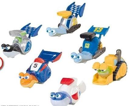 Mattel Turbo Pack De 2 Vehiculos: Amazon.es: Juguetes y juegos