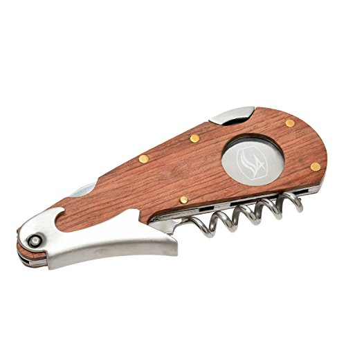 Smoke Attire Cigar Cutter Bottle Opener The Essential Tool for The Connoisseur by Smoke Attire Cigar Cutter Bottle Opener
