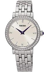 SEIKO LADIES Women's watches SFQ811P1